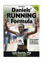 Daniels' Running Formula-3rd Edition Free Shipping