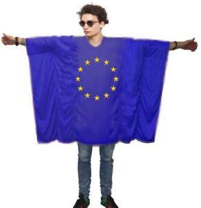 Euro-Flag-Europe-Poncho-One-Size-Unisex-European-Fancy-Dress-Costume