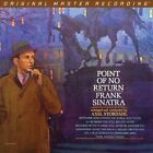 Point of No Return by Frank Sinatra (CD, Dec-2013, Mobile Fidelity Sound Lab)