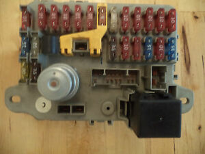 s l300 rover 200 fuse box ebay rover 200 fuse box diagram at bayanpartner.co