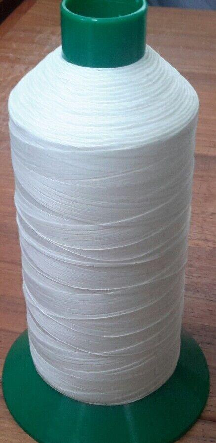 Serabond Weiß V69 Marine Polyester Gewinde.UV Besteändig.Outdoor, Segel, Leinwand, pvc