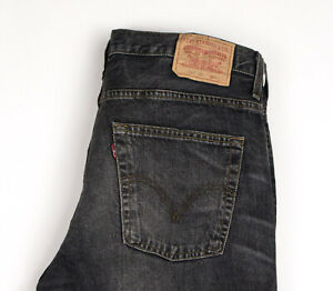 Levi-039-s-Strauss-amp-Co-Hommes-507-04-Jeans-Jambe-Droite-Taille-W36-L32-ARZ950