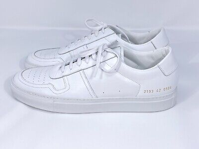 NWB Common Projects Bball White 42EU