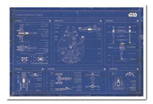 Star wars rebel alliance fleet blueprint framed cork pin memo board image is loading star wars rebel alliance fleet blueprint framed cork malvernweather Images