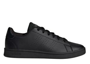 Adidas Advantage K EF0212 Noir Chaussures Femme Enfants Baskets Sportif