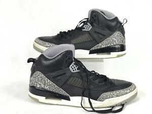 wholesale dealer 8114d 66509 Image is loading 2017-AIR-JORDAN-SPIZIKE-BLACK-CEMENT-MEN-SZ-
