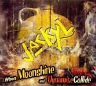 When Moonshine and Dynamite Collide by Jackyl (CD, May-2010, Mighty Loud)