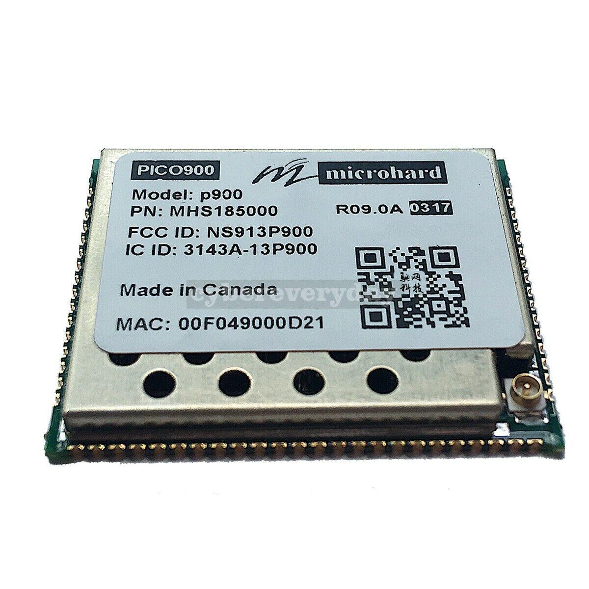 Módem de datos P900 con antena de radio para controlador de vuelo IPX AMP Universal