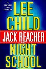 Jack Reacher: Night School 21 by Lee Child (2016, Hardcover)
