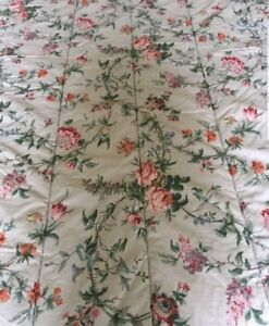 2a245461ef9 Image is loading Excellent-Mint-Green-Toulouse -Floral-Flowers-COMFORTER-Only-