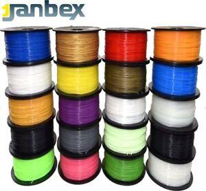JANBEX-Marken-PLA-Filament-1-75-1-kg-versch-Farben-fuer-3D-Drucker