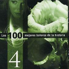 Los 100 Mejores Boleros De La Historia Vol. 4-Los 100 Mejores Boleros De La His