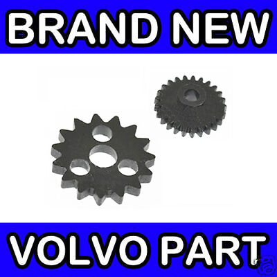 with VDO instrument cluster Volvo 240 Odometer Gear Repair Kit
