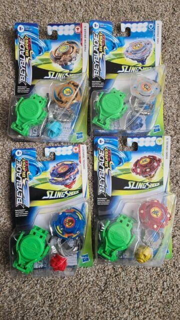 Hasbro Beyblade Power Spirits Dranzer//Spin Dragoon//Draciel//Driger Tops Rare