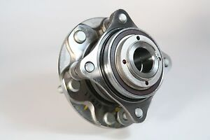 FRONT HUB BEARING ASSEMBLY FOR 2005-2014 TOYOTA TACOMA  PRE-RUNNER 2WD RWD ONLY