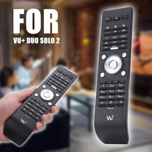 Details about Black-Remote Control Replacement For VU+ +Duo STB Ultimo 4K  Zero Set Top TV Box