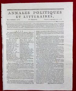 Saint-Christol-les-Ales-1797-Orange-Genova-Italie-Grimaldi-Serebelloni-Milano