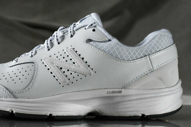 NEW BALANCE 411 v2 Leather shoes for