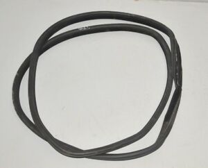 Land Rover Discovery IV Edge Protection Door Seal Door Rubber Rear Right 14000km