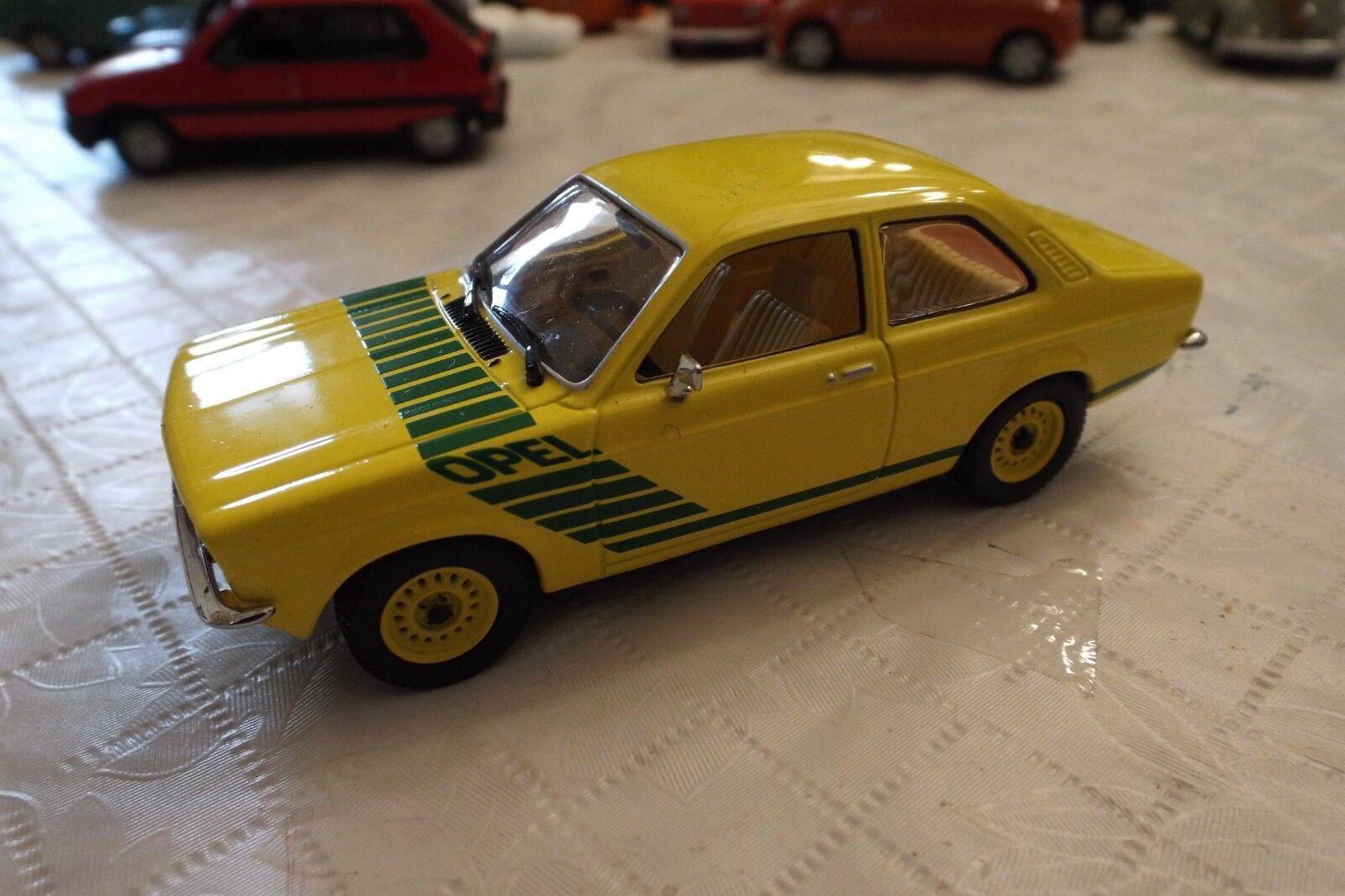 Opel Kadett C Aero Red Modelcar 1 43 For Sale Online Ebay
