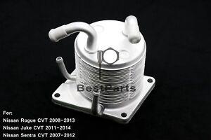 New Upgraded 4 Port CVT Transmission Oil Cooler for Nissan CVT 21606-1XF0A