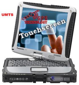 PANASONIC-TOUGHBOOK-CF-19-Core-i5-1-20Ghz-4GB-10Zoll-Touchscreen-GPS-UMTS