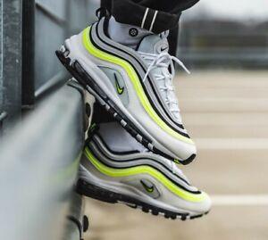 Details zu Nike Air Max 97 SE White Weiß 45,5 Neu AQ4126 101 Herren Sneaker
