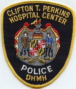 Clifton T Perkins Psychiatric Mental Health Hospital Maryland Md
