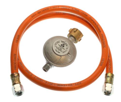TUBO regolatore di pressione 50 mbar riduttore di pressione regolatore gas grill gas BBQ barbecue