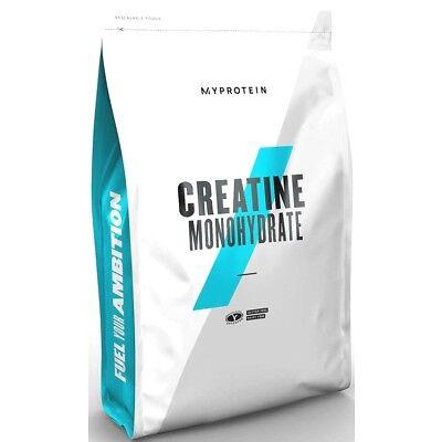 MyProtein Creatin Monohydrat 1kg Beutel Kreatin Creatine Pulver Monohydrate 7/21