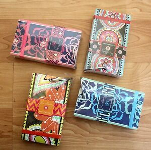 Image Is Loading Vera Bradley Study Buddy New Index Cards Office