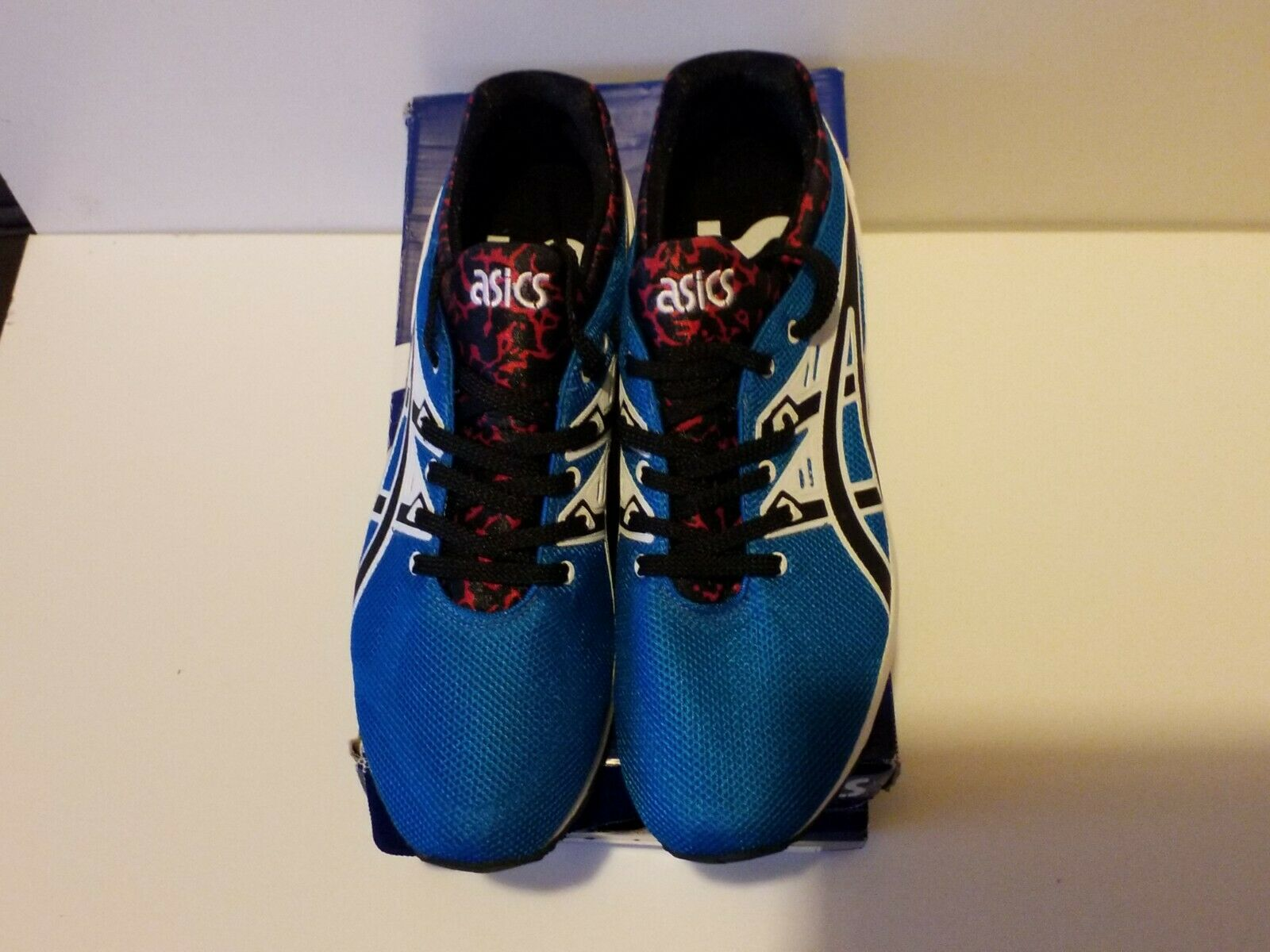 Asics Gel-Kayano Blue Textile Lace Up Mens Trainers HN513 4290 M14
