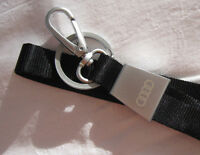 Audi Ringe Schlüsselband Lanyard NEU (A3)