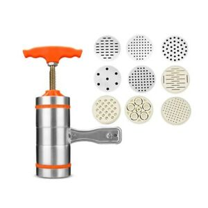 Noodle-Maker-Manual-Press-Machines-Pasta-Spaghetti-Fruit-Juicer-Stainless-Steel
