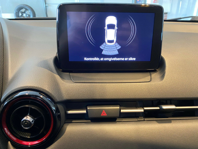 Mazda CX-3 2,0 Sky-G 120 Vision aut. - billede 8