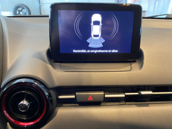 Mazda CX-3 2,0 Sky-G 120 Vision aut. billede 8