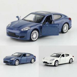 Porsche Panamera S 1:43 Scale Model Car Diecast Toy Vehicle Kids Gift White