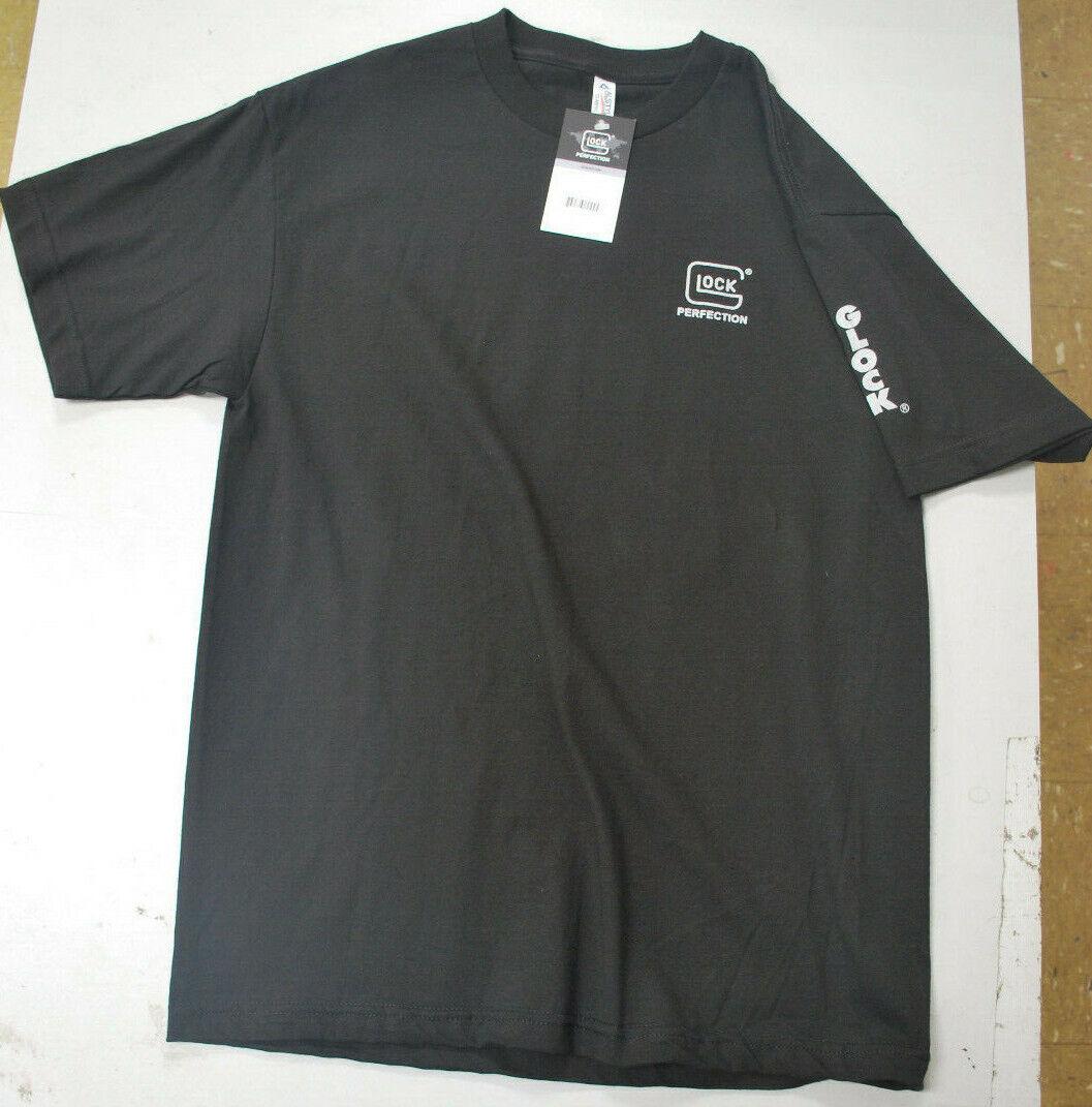 Glock Perfection OEM Breakdown Short Sleeve T-Shirt Medium Black
