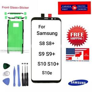 Front-Screen-Glass-Replacement-for-Samsung-Galaxy-S8-S9-S10-S10e-S10-Plus-Tools