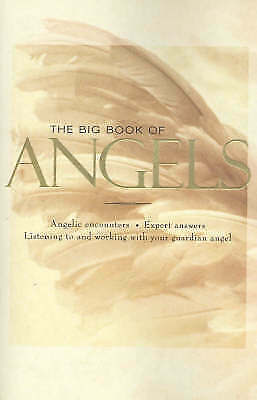 1 of 1 - NEW Big Book of Angels Listening and Working with Your Guardian Angel