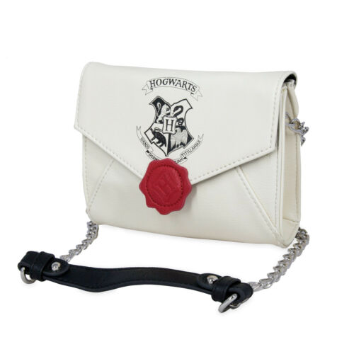 Official Harry Potter Acceptance Letter Cross-Body Handbag New