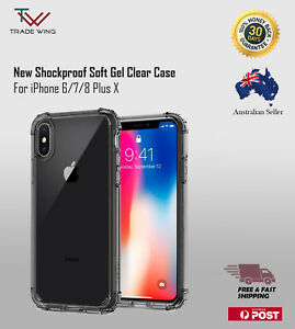 NEW-iPhone-XS-8-7-6S-Plus-Case-for-Apple-Crystal-Clear-Ultra-Slim-Soft-Gel-Cover
