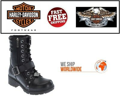 Harley-Davidson Women/'s Talley Ridge Motorcycle Boot