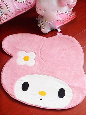 """Kawaii Pink Bowknot My Melody Kitty Carpet Crawling Blanket Big Mat 40/"""" x 59/"""""""