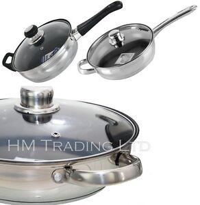 TEFLON-NON-STICK-INDUCTION-DEEP-SAUTE-FRY-FRYING-PAN-24-cm-2-7L-WITH-GLASS-LID