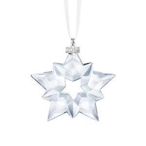 Swarovski Christmas Ornaments 2019 2019 Swarovski Crystal Snowflake ANNUAL EDITION LARGE CHRISTMAS