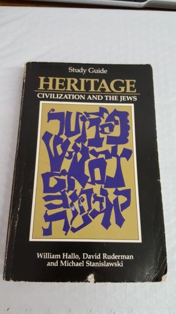 Heritage : Civilization and the Jews: Study Guide by Michael Stanislawski, Benja