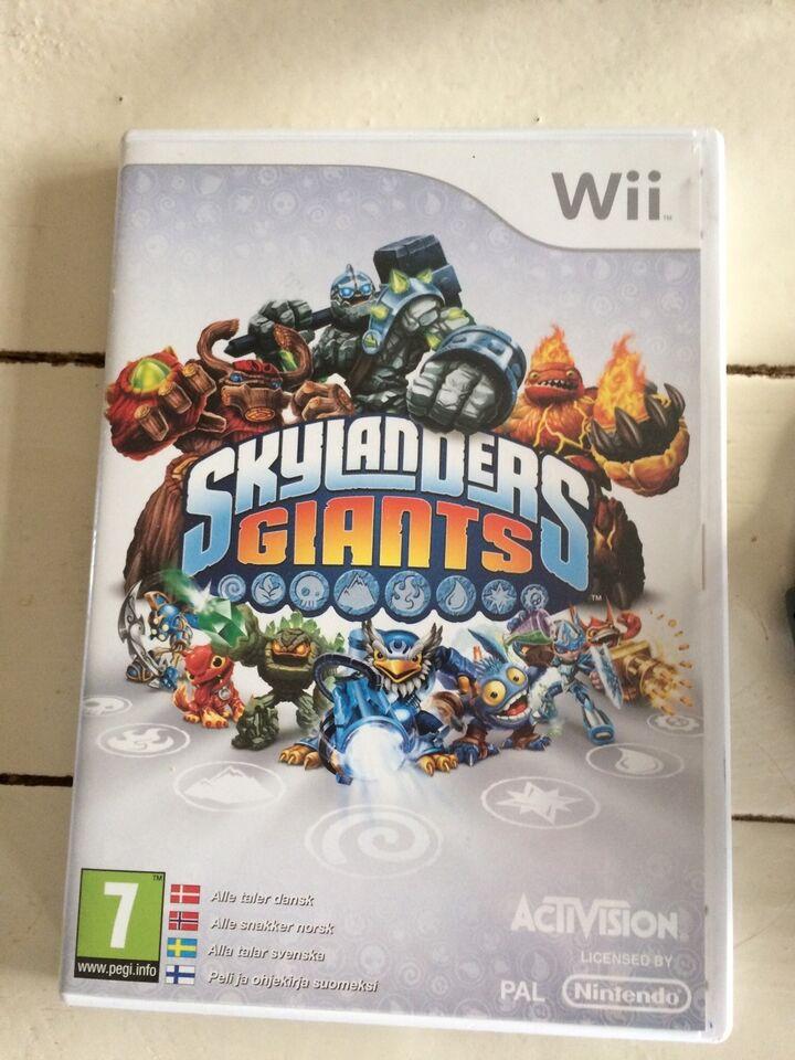 Skylanders, Nintendo Wii, adventure