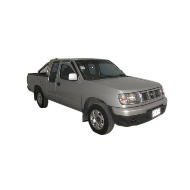 For 98-03 Nissan Navara D21 Hardbody Solex 2 Door Lock Safety Flat Key Cylinder