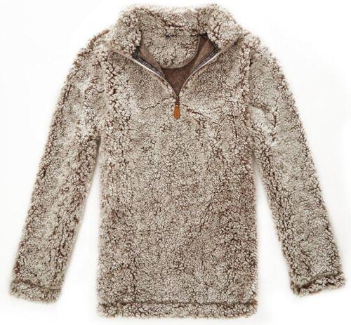 Western Ny Hotteste S Fleece Sweatshirt M Blød Grå Sherpa 2x Trend Pullover Xl fTTwH7